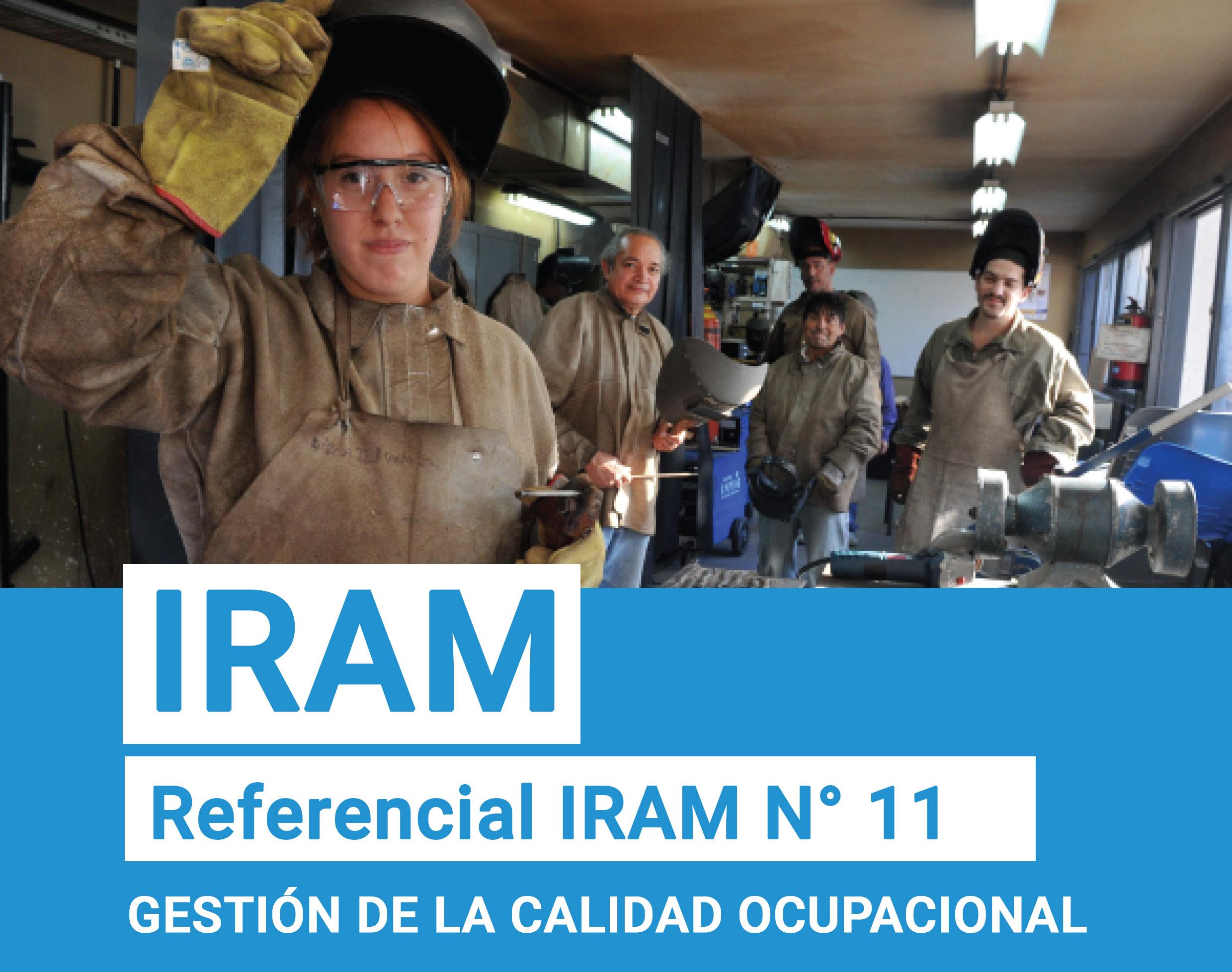 IRAM Referencial 11