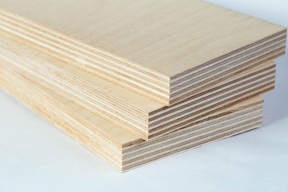 Compensados de madera
