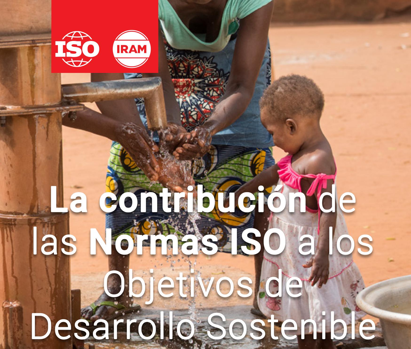 Contribución de las normas a los ODS