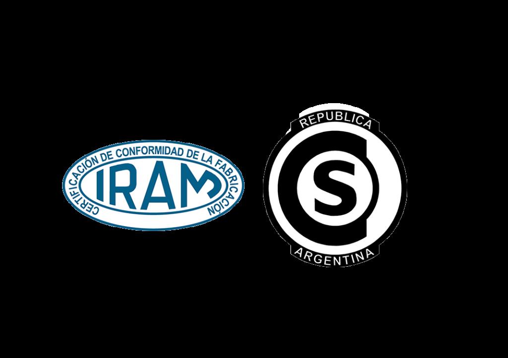 certificacion de conformidad de la fabricación + secretaria de comercio