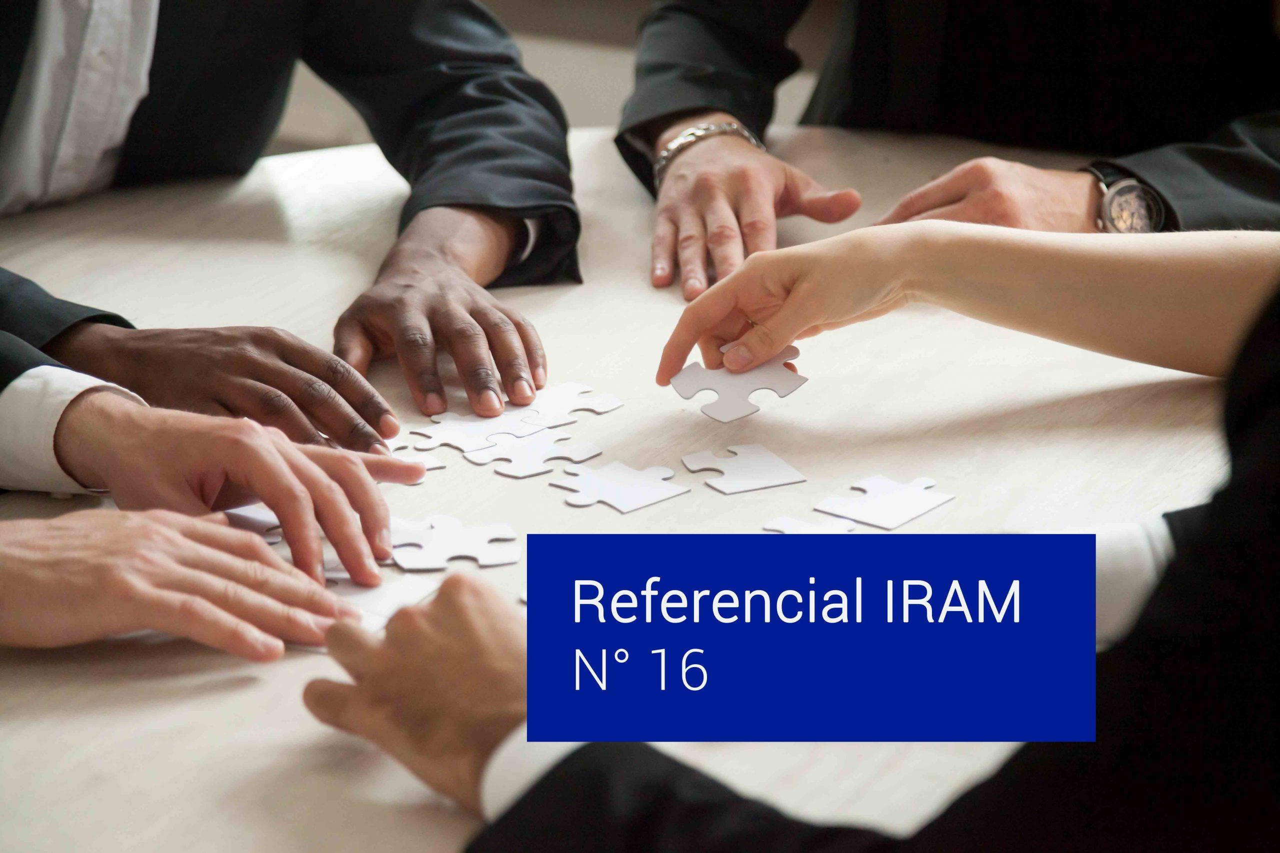 IRAM Referencial 16